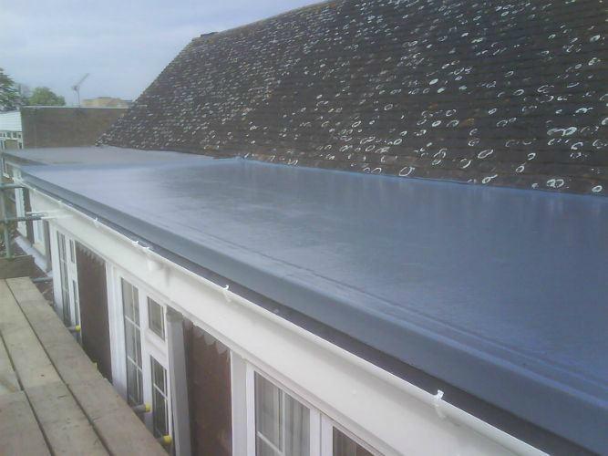 Sealoflex System Essex Flat Roofing